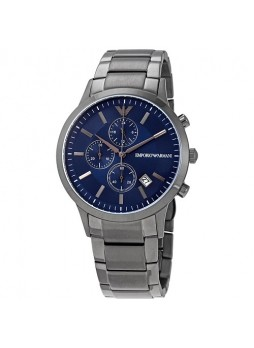 EMPORIO ARMANI Armani Renato Chronograph Quartz Blue Dial Men's Watch AR11215