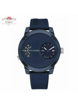 Tommy Hilfiger Dual Time Men Watch 1791556